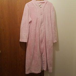 Light pink robe